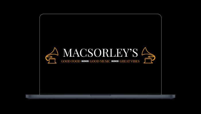MacSorley's Bar Logo